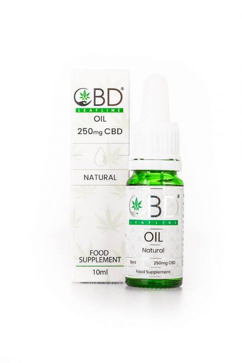 Oil Natural 250mg