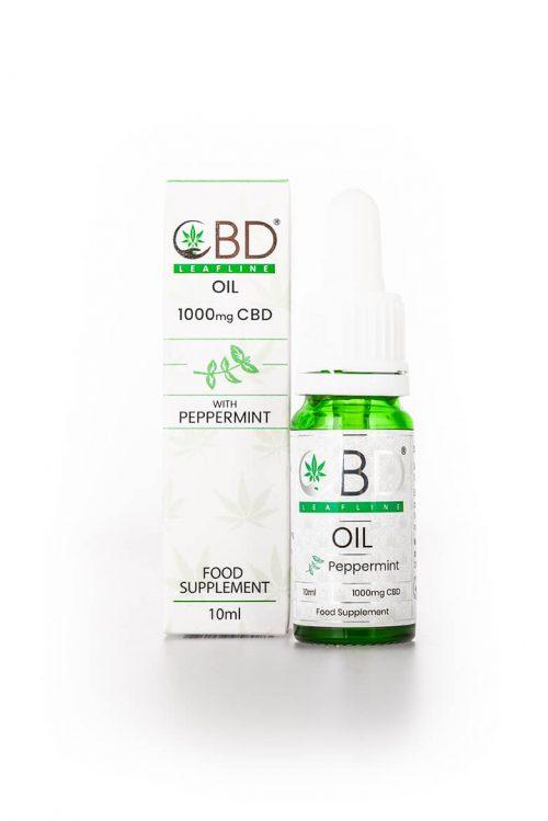Oil Peppermint 1000mg
