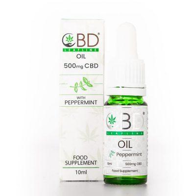 Oil Peppermint 500mg