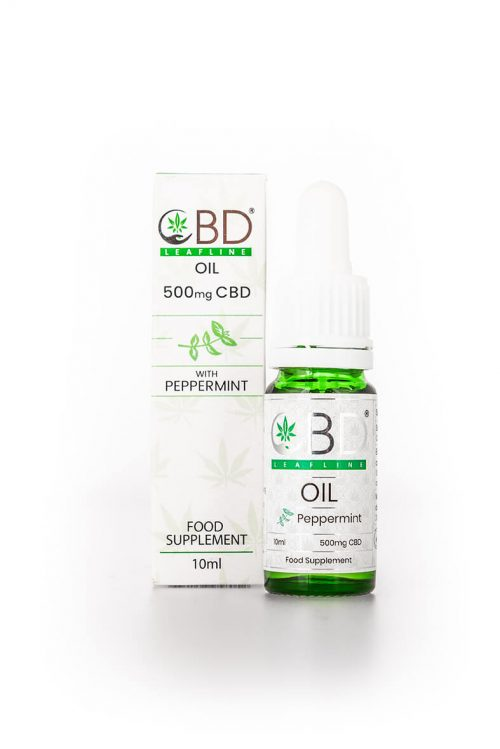 Oil Peppermint 500mg