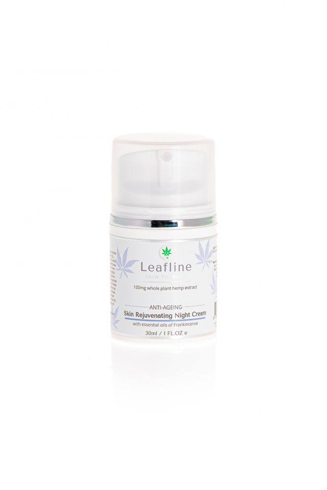 Skin Rejuvenating Night Cream
