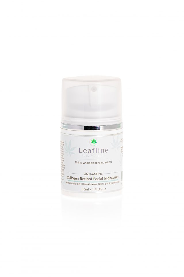 Collagen Retinol Facial Moisturiser